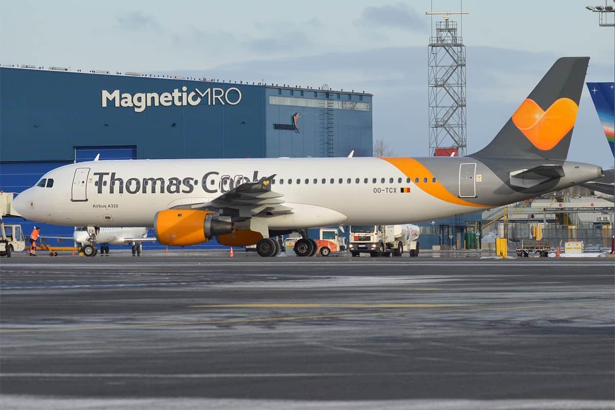 Faillite de Thomas Cook : rapatriement immédiat de presque 10 000 clients français