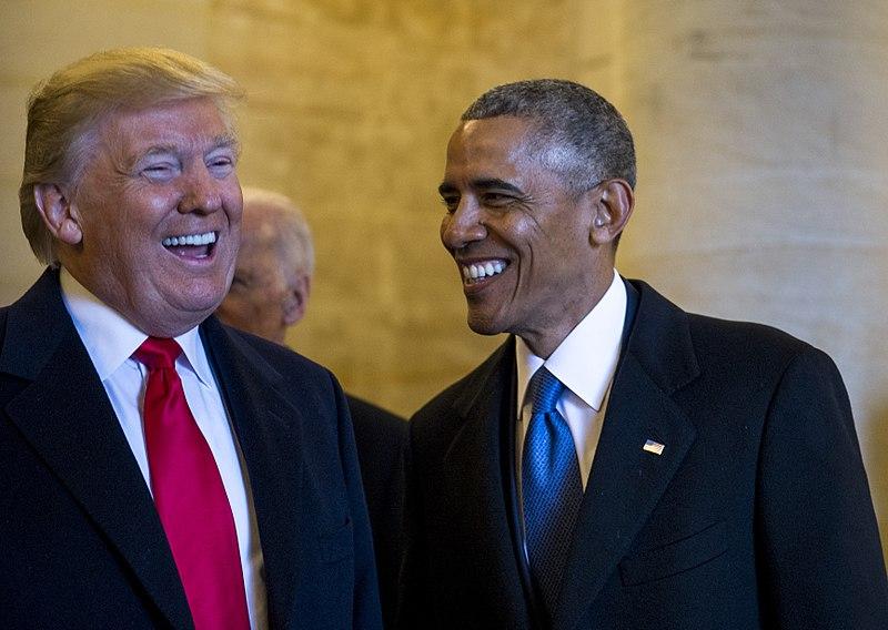 Selon Donald Trump, les anciens dirigeants américains sont aussi responsables de la guerre commerciale avec la Chine