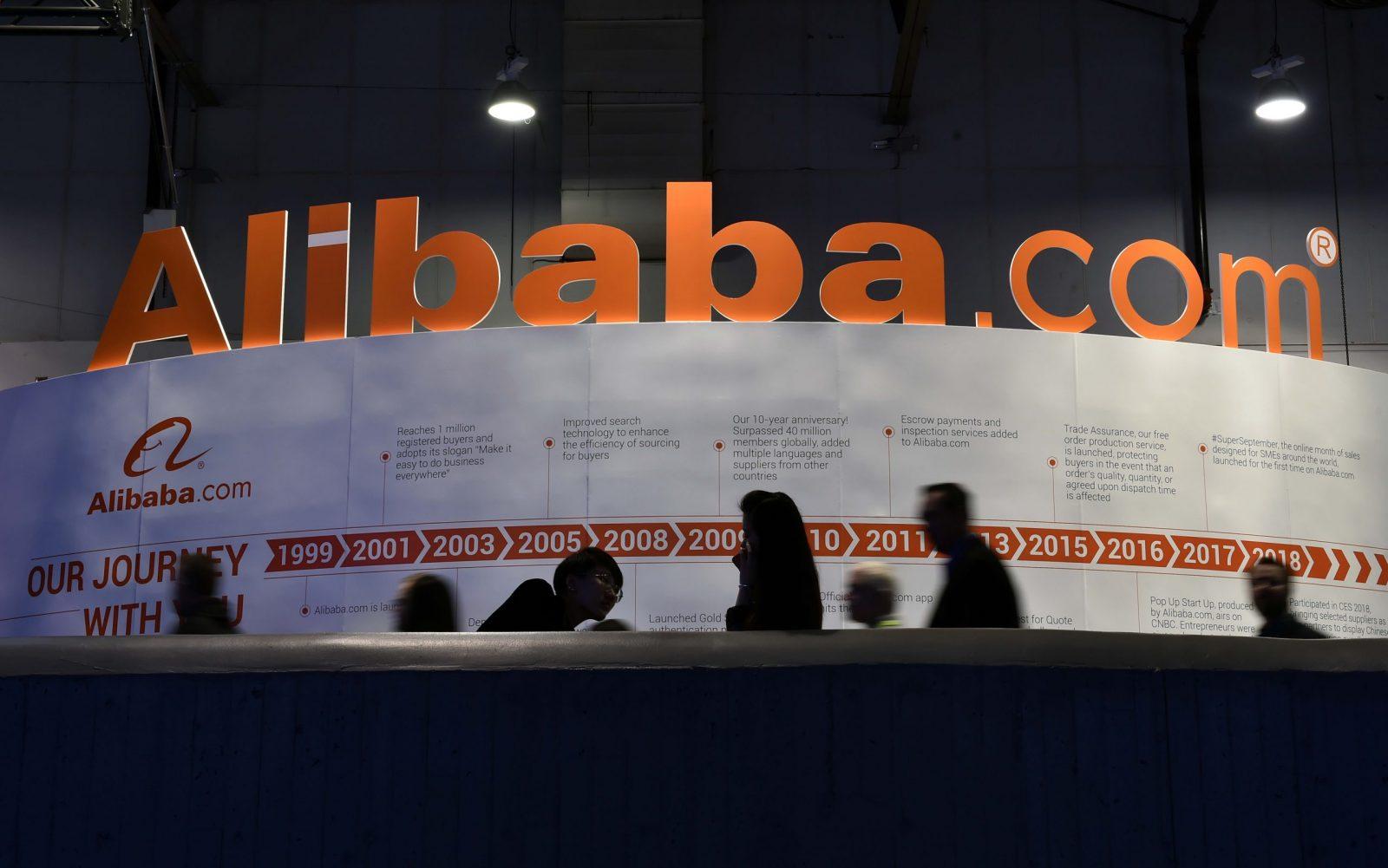 Alibaba est en bonne voie pour lever 12,9 milliards de dollars à Hong Kong
