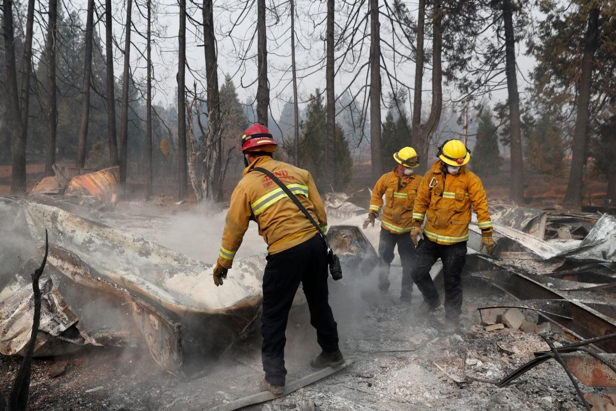 24.5 milliards accordés aux victimes des incendies de Californie du Nord et aux assurances de PG&E