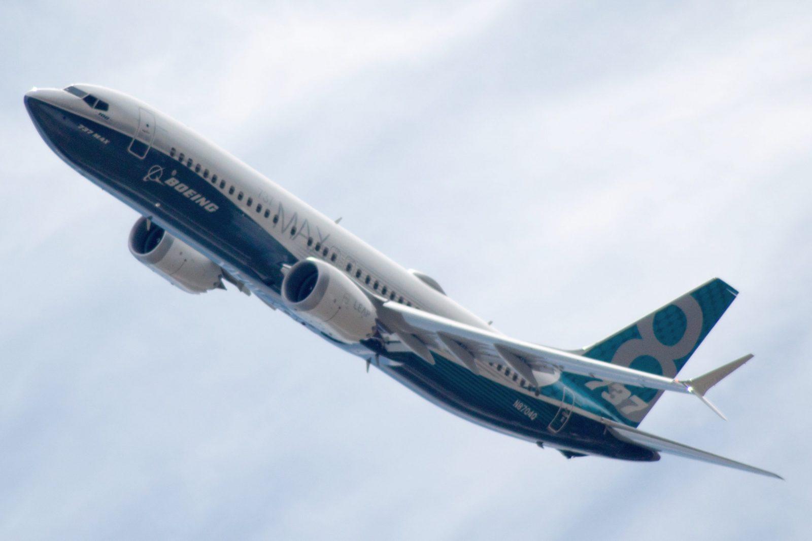 Boeing arrête temporairement la production du 737 Max dès janvier