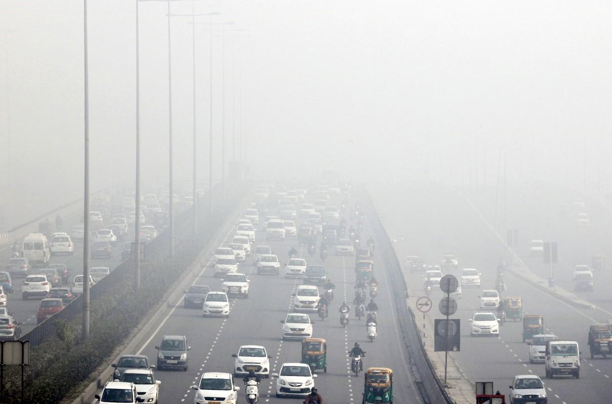 Les villes high-tech de l'Inde subissent la pollution due à leur propre développement