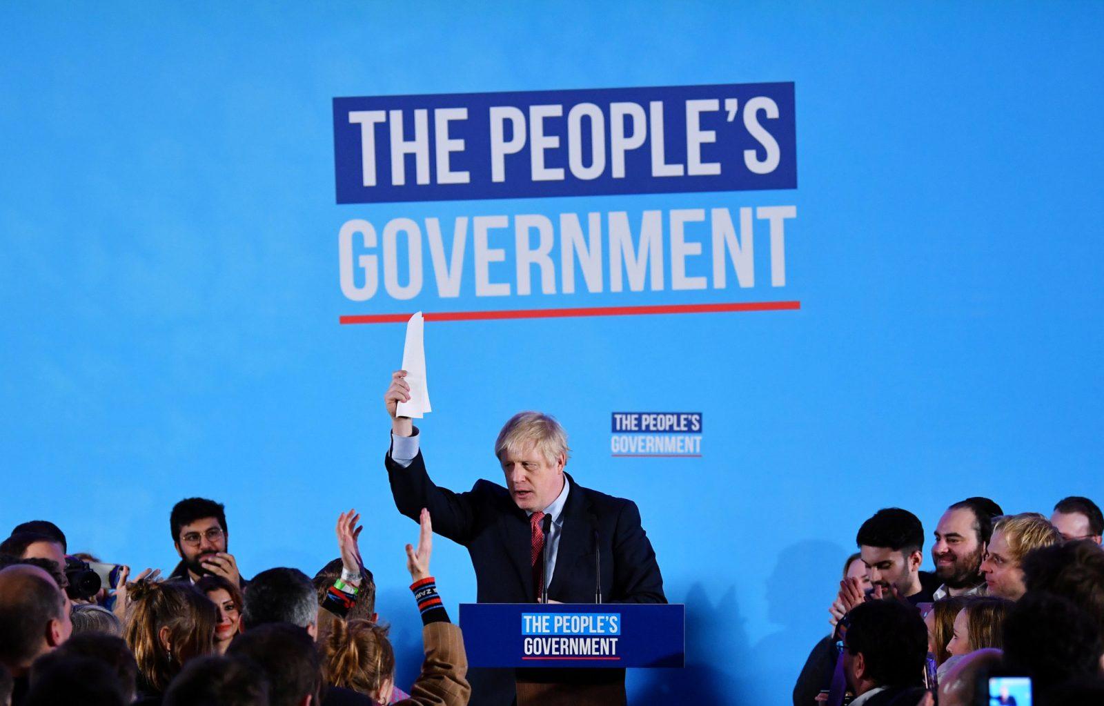 La victoire électorale de Boris Johnson propulse un peu plus la Grande-Bretagne vers le Brexit