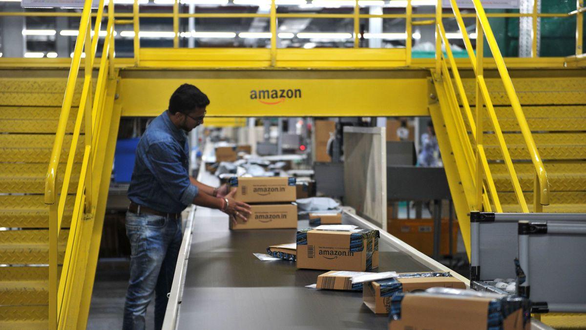 Amazon promet 1 million de nouveaux emplois en Inde d'ici 2025