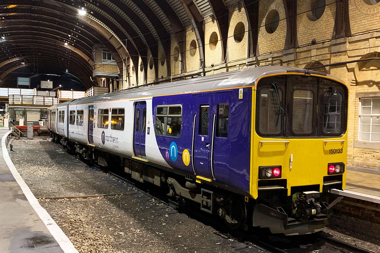Renationalisation de la franchise ferroviaire Northern