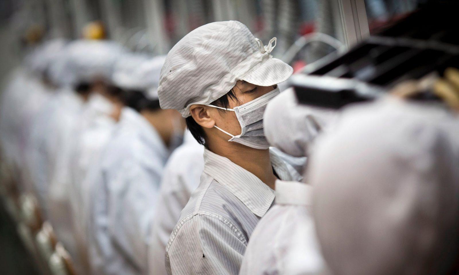 La production de smartphones en baisse face au coronavirus qui fait fermer des usines chinoises