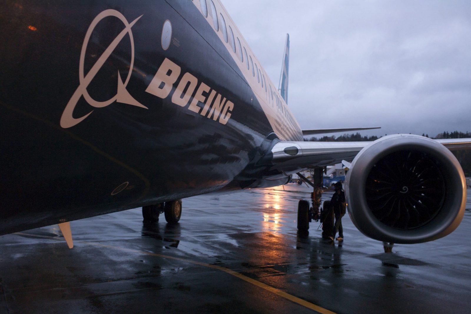 737 MAX : Boeing prévoit une reprise de sa production courant mai
