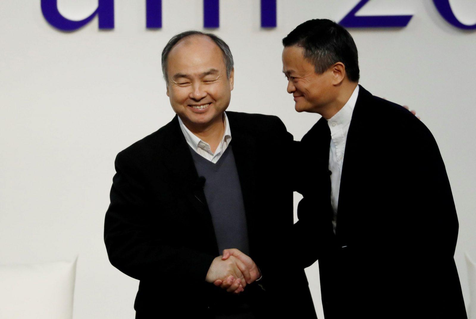 SoftBank prévoit de vendre l'équivalent de 14 milliards de dollars d'actions Alibaba