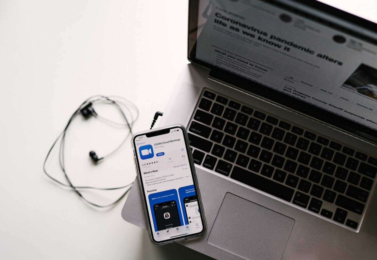 Google et Microsoft continuent de concurrencer le service de téléconférence Zoom
