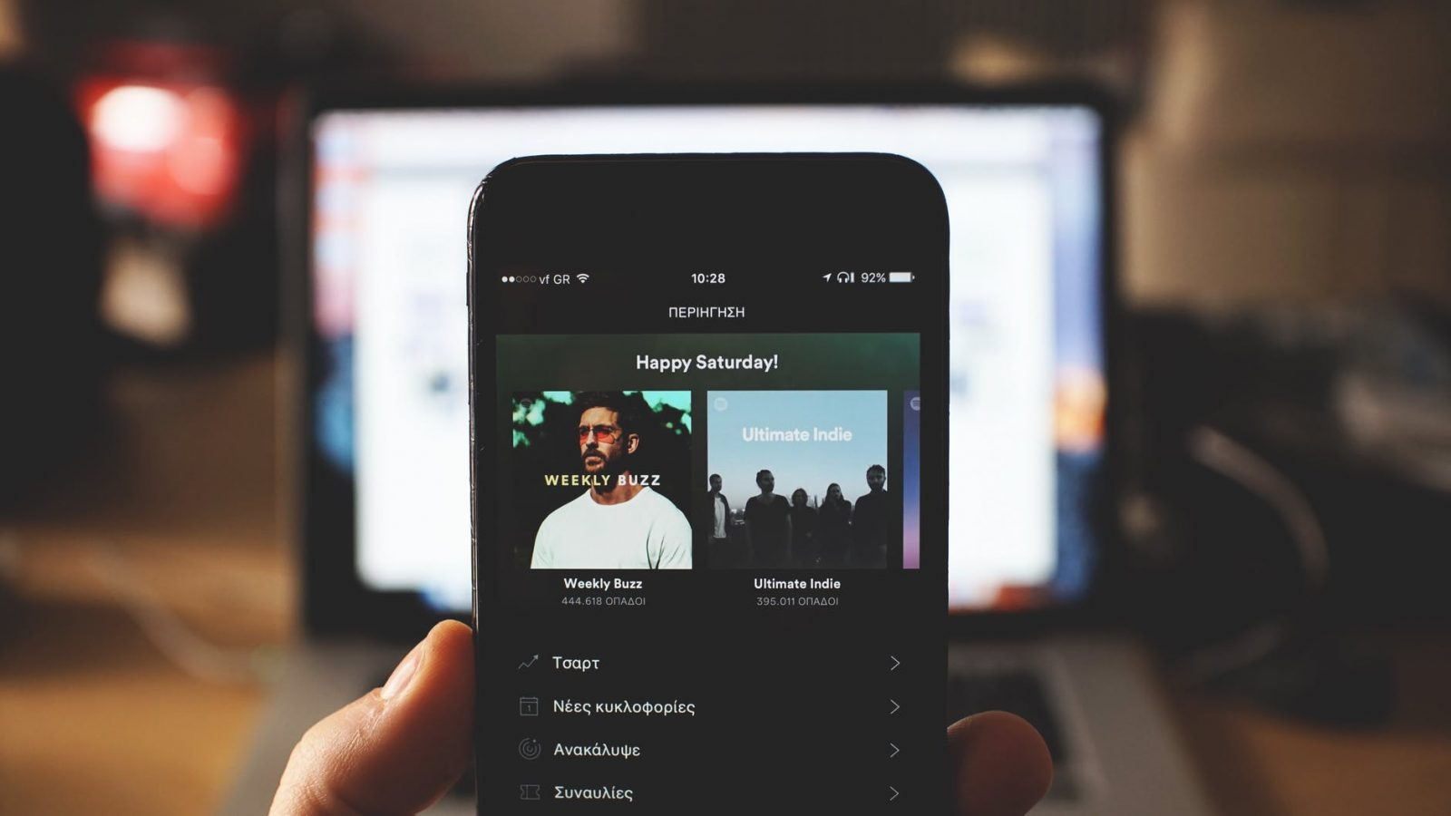 Coronavirus : Les habitudes des abonnés Spotify évoluent durant cette période de confinement