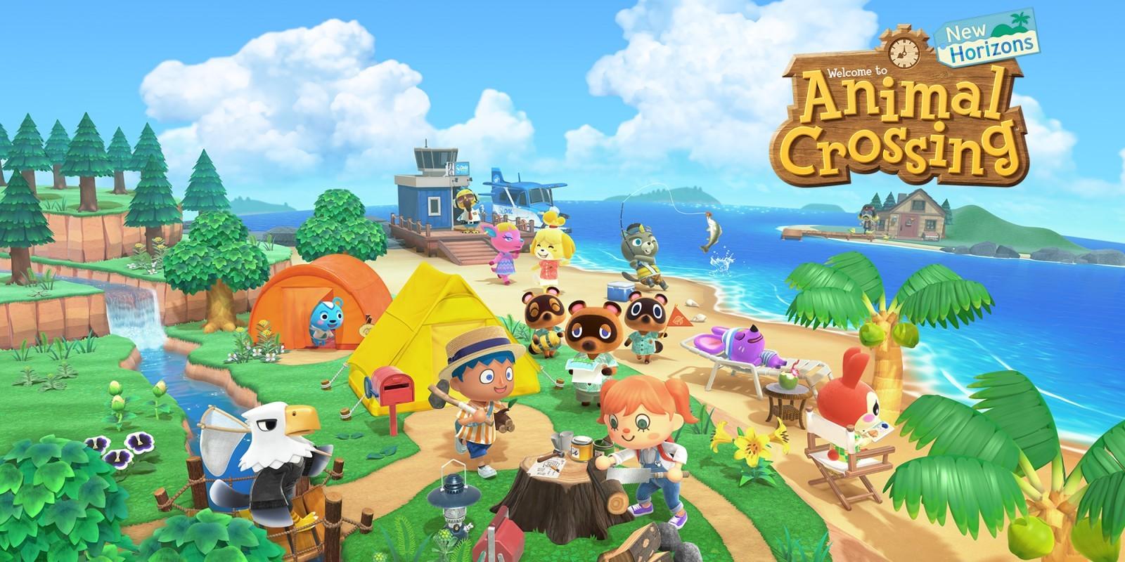 Malgré le COVID-19, les ventes de Nintendo s'accroissent grâce au nouvel opus d'Animal Crossing