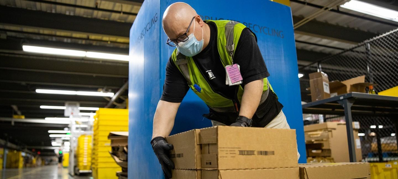Amazon va conserver la plupart des emplois créés durant le COVID-19 et projette d'ouvrir de nouveaux bureaux à Dublin