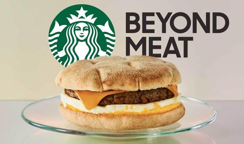 Starbucks s'associe à « Impossible Foods » face au marché grandissant de la viande d'origine végétale