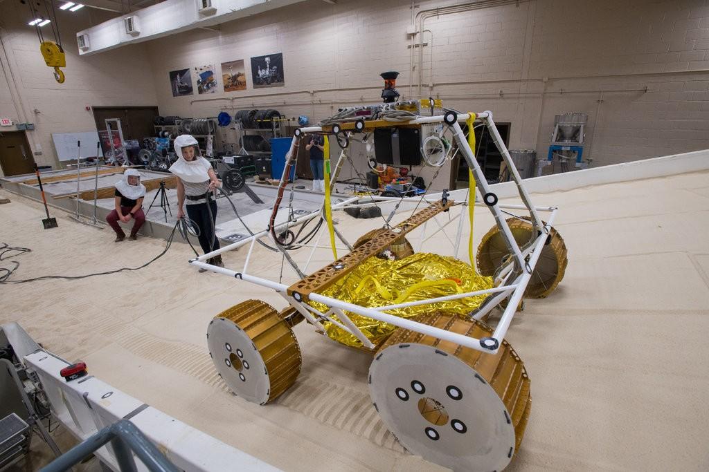 La société Astrobotic a remporté un contrat pour transporter le rover VIPER de la NASA sur la lune
