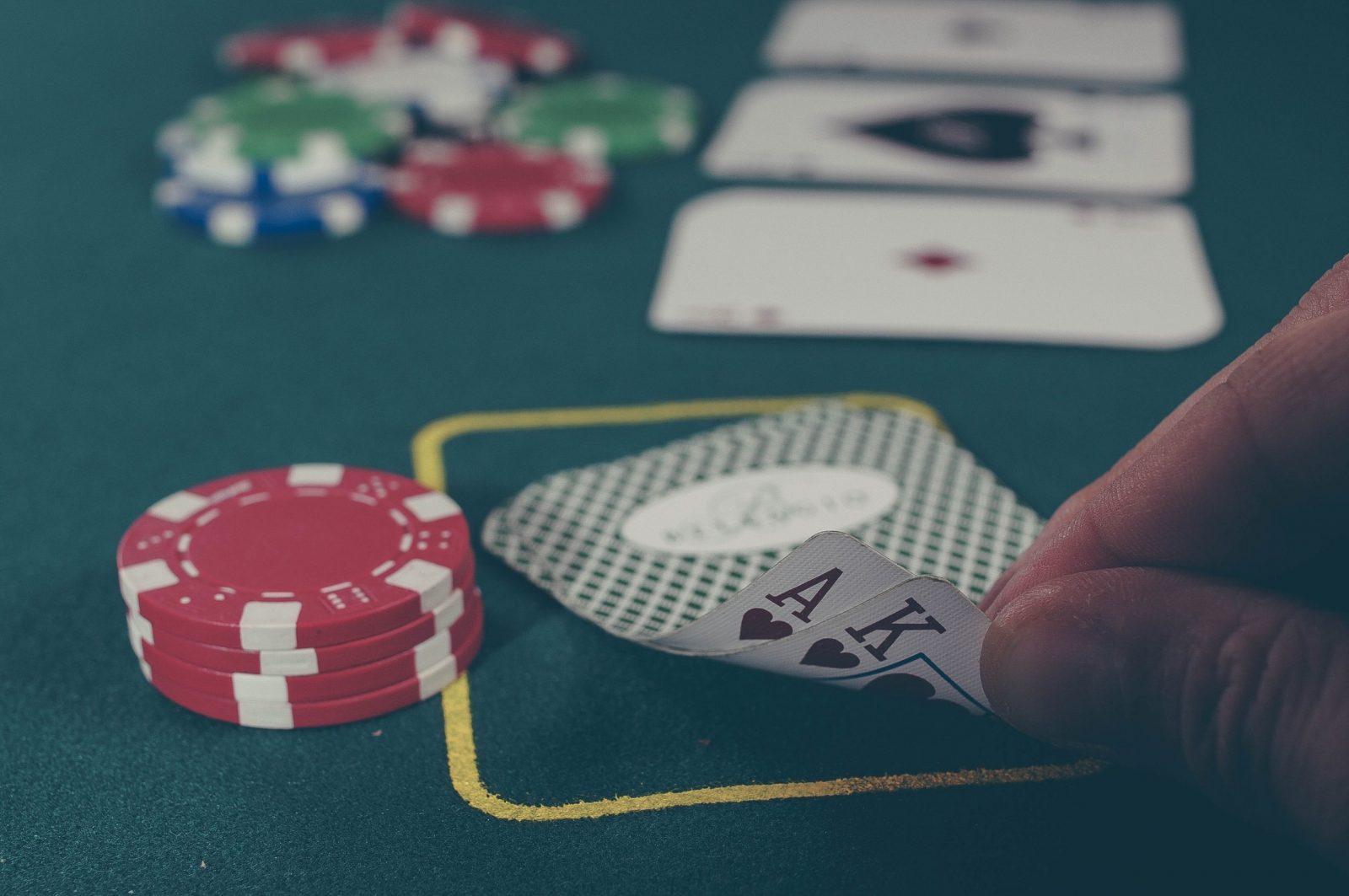 Google révèle une tendance pour le poker en ligne plus élevée qu'en 2019