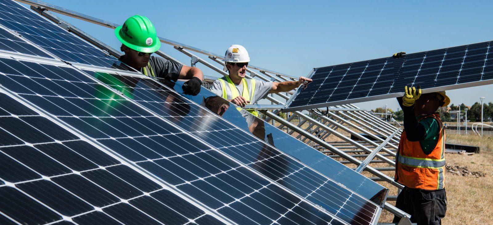 Malgré la crise actuelle, la capacité solaire américaine augmentera de 33 % en 2020