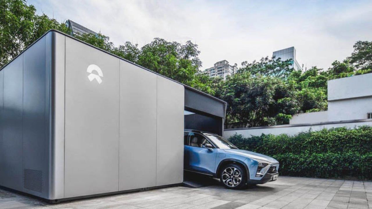 Nio, le concurrent chinois de Tesla, progresse de 240 % et organise son internationalisation
