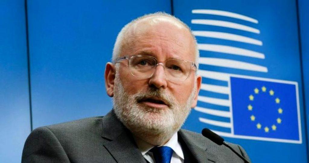 Le chef de file de l'UE en matière de climat déclare qu'il est temps de vendre des obligations vertes à gros prix