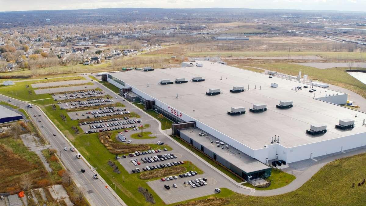 Tesla et son usine allemande avance sur une voie qui leur est pleinement ouverte par le gouvernement allemand