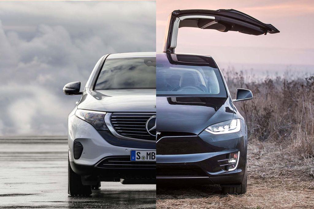 Mercedes parie sur l'évolution alors que Tesla annonce une révolution dans la conduite automatisée