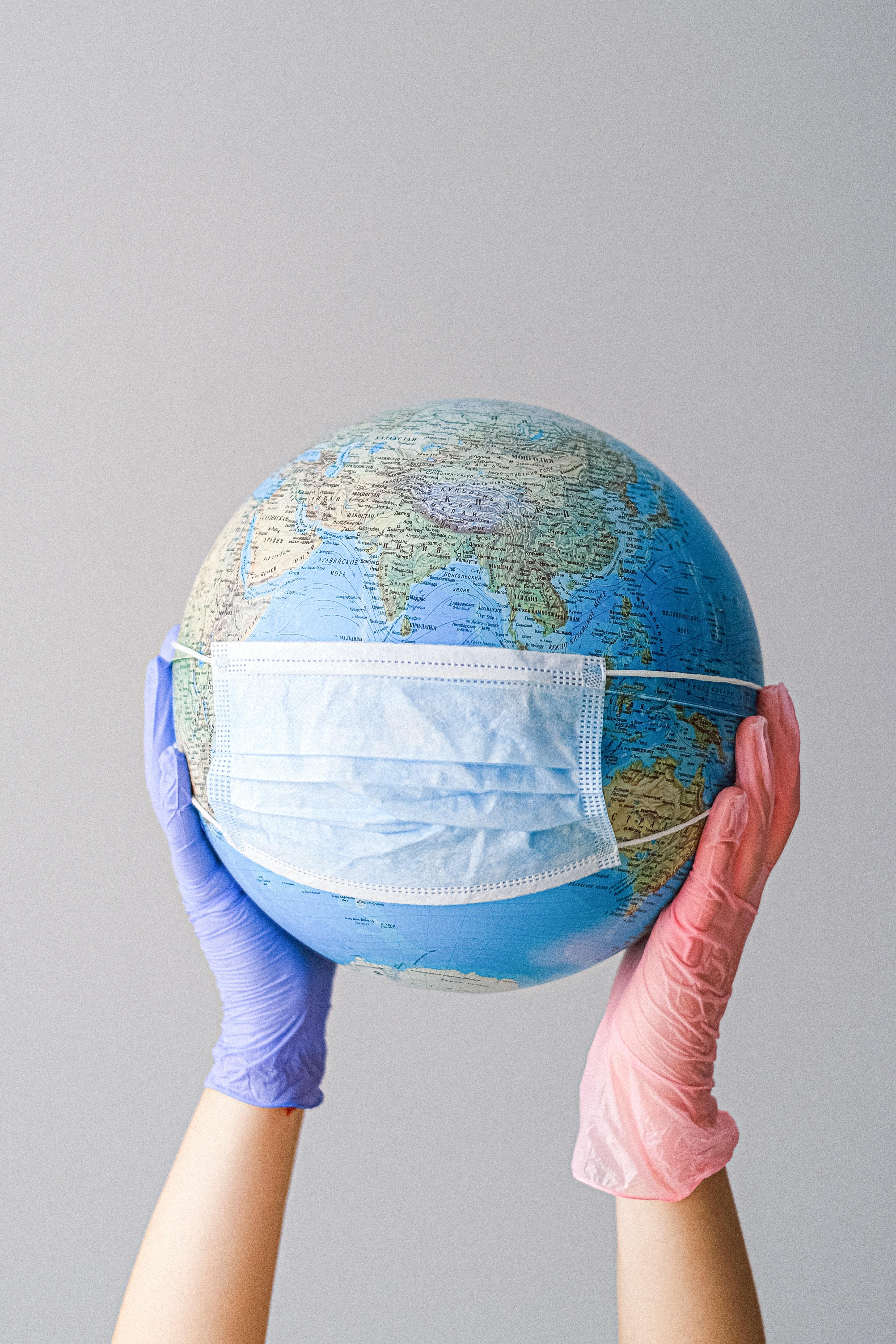 La première production mondiale de gants chirurgicaux frappée par le virus