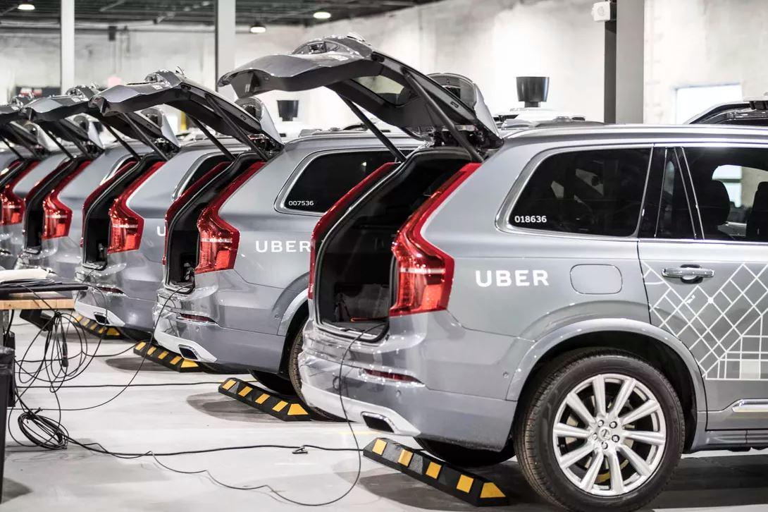 Uber mise sur Aurora pour ses véhicules autonomes