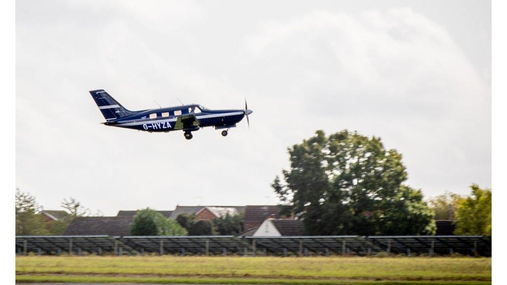 Une levée de fonds finance l'un des premiers avions à hydrogène