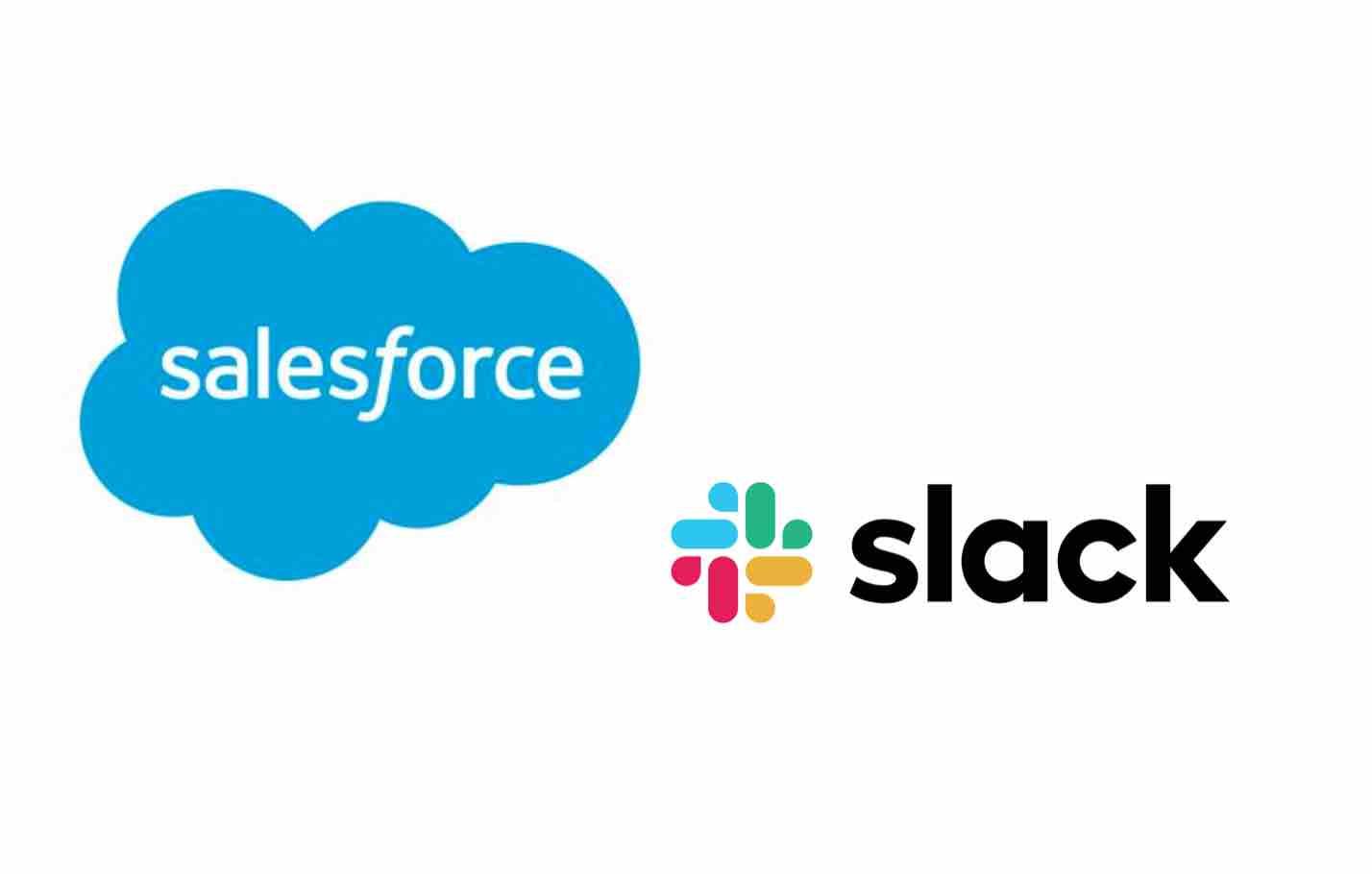 Salesforce complète son offre avec l'achat de Slack