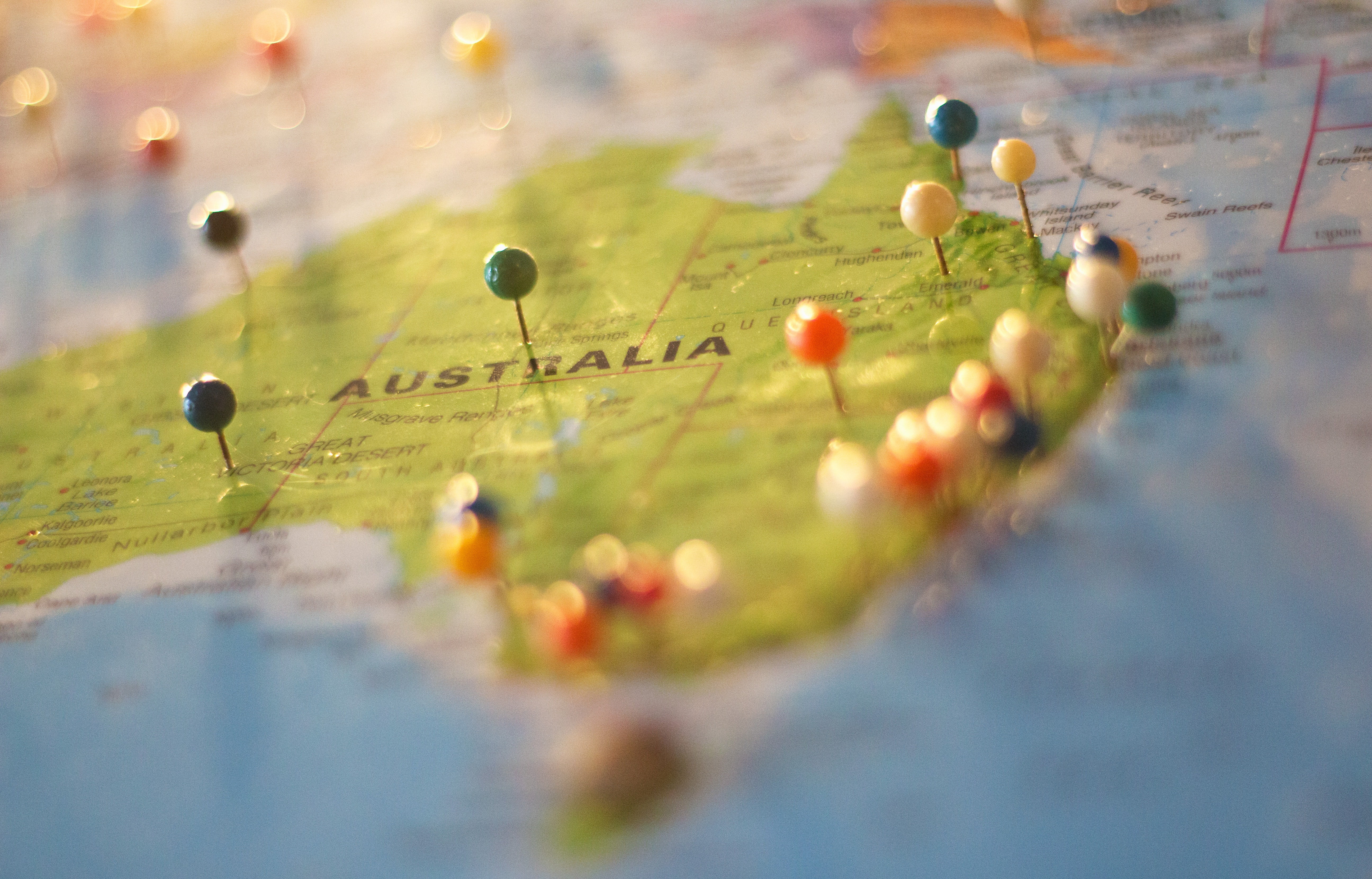 En Australie, le changement climatique vient des Etats et des entreprises