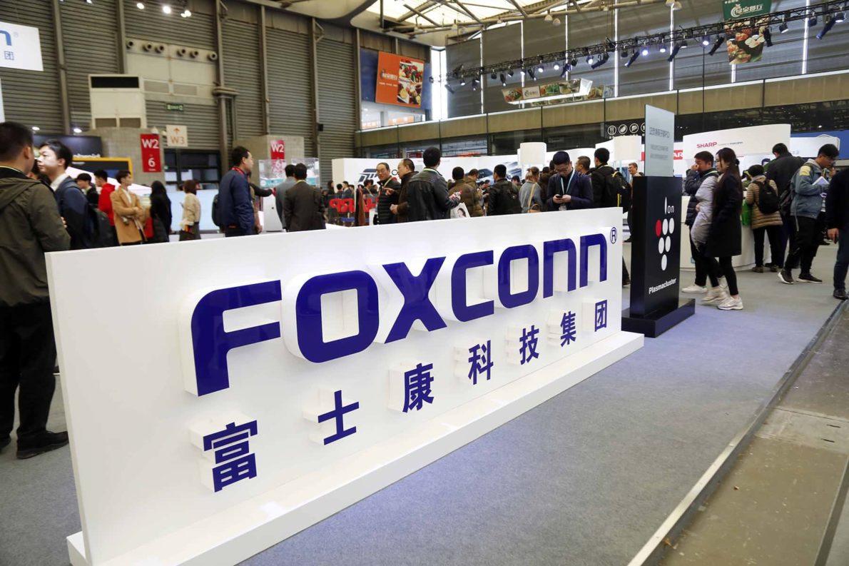 Foxconn s'implante dans le secteur des véhicules électriques