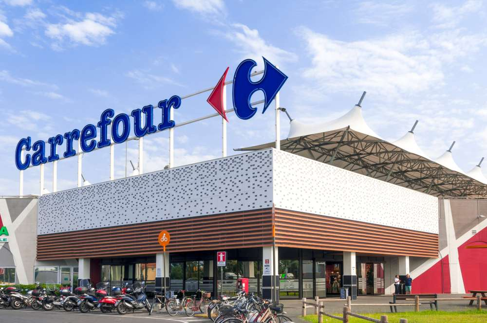 La vente de Carrefour bloquée par le ministère des Finances