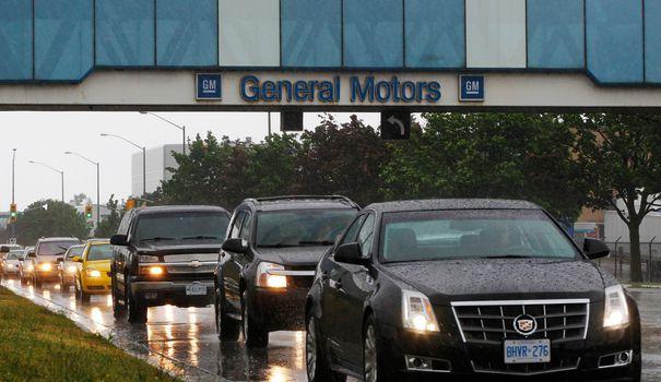 General Motors se donne 20 ans pour son objectif zéro carbone