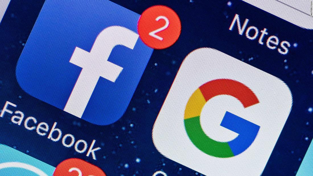 Facebook et Google restreints par une nouvelle loi en Australie