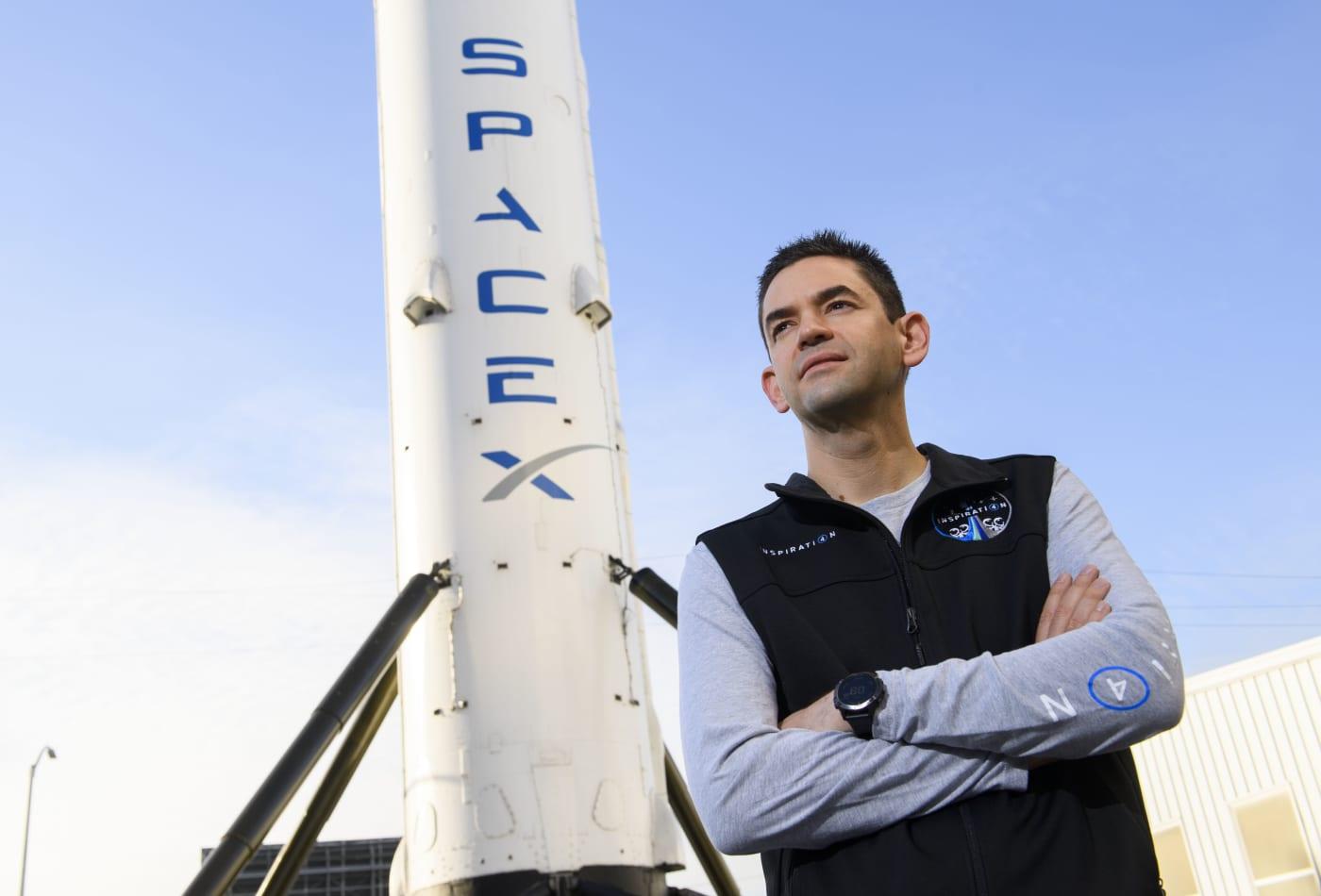 Jared Isaacman sera le premier touriste spatial
