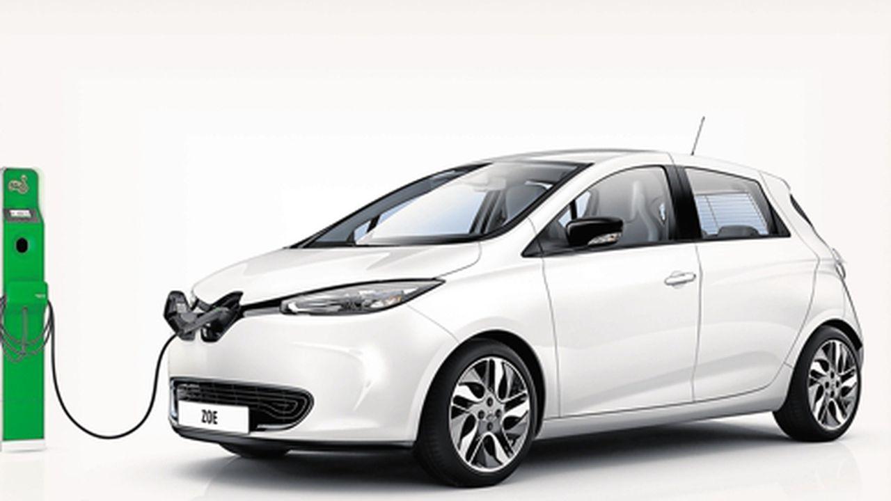 La concurrence fragmente le marché du véhicule électrique