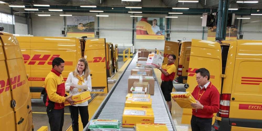 DHL surfe sur le boom du e-commerce