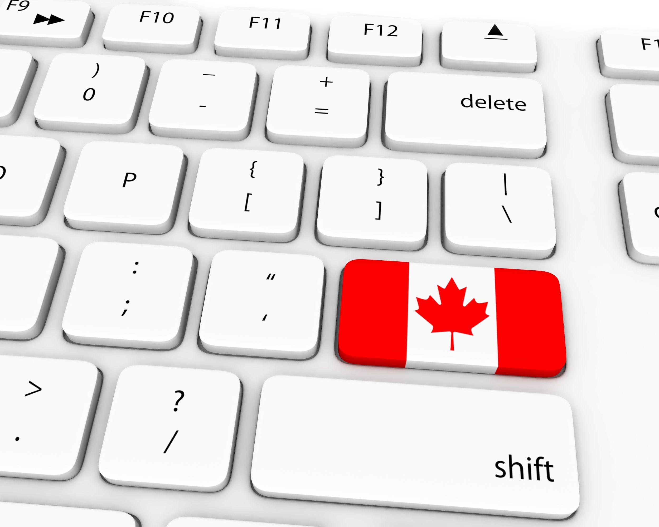 Le Canada part en lutte contre les contenus médias internationaux
