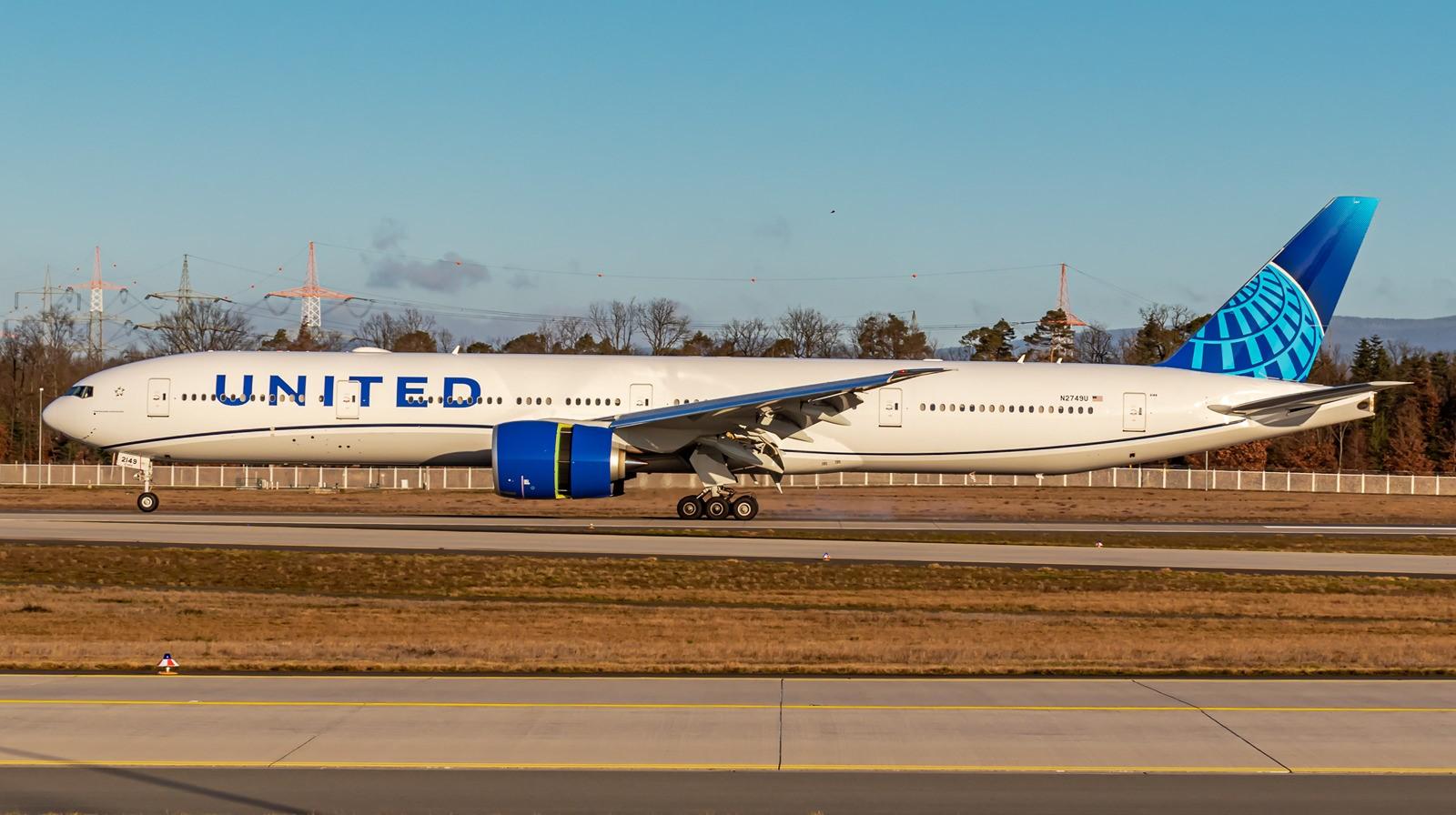 United Airlines prévoit un important retour du trafic aérien mondial