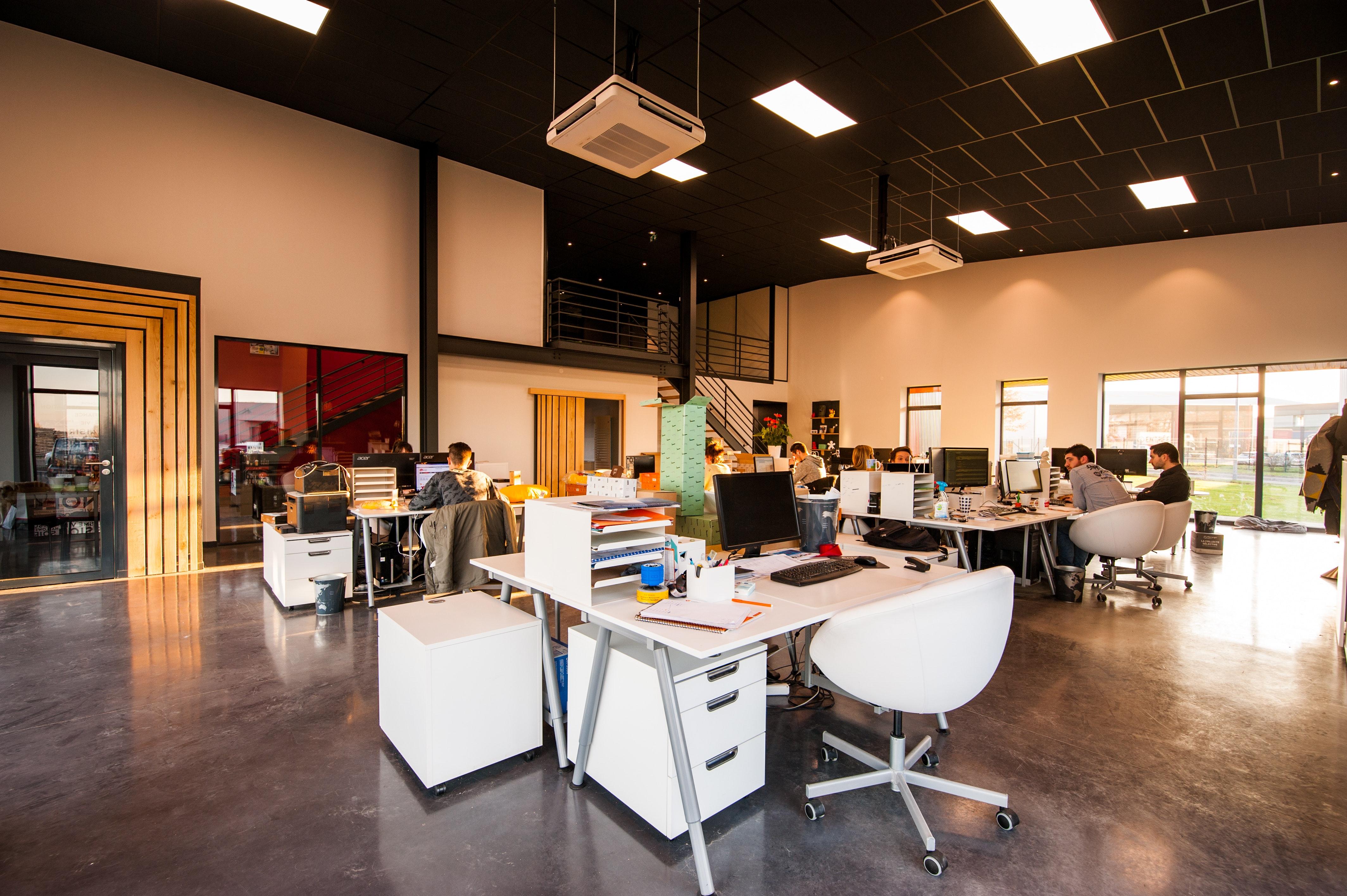 Location de bureaux pour sa petite entreprise : les avantages